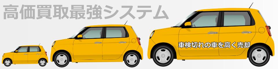 車検切れ売却方法