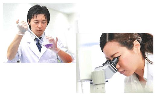 アロエ製薬にて製造